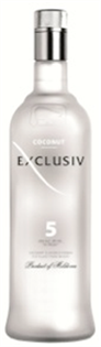 Exclusiv Vodka Coconut 5 750ml